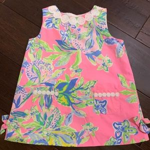 Lilly Pulitzer shift dress - EUC, worn twice